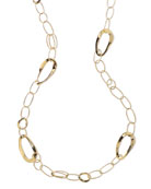 18K Glamazon Cherish Chain Necklace, 40""