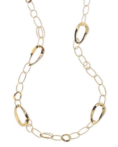 18K Glamazon Cherish Chain Necklace, 40