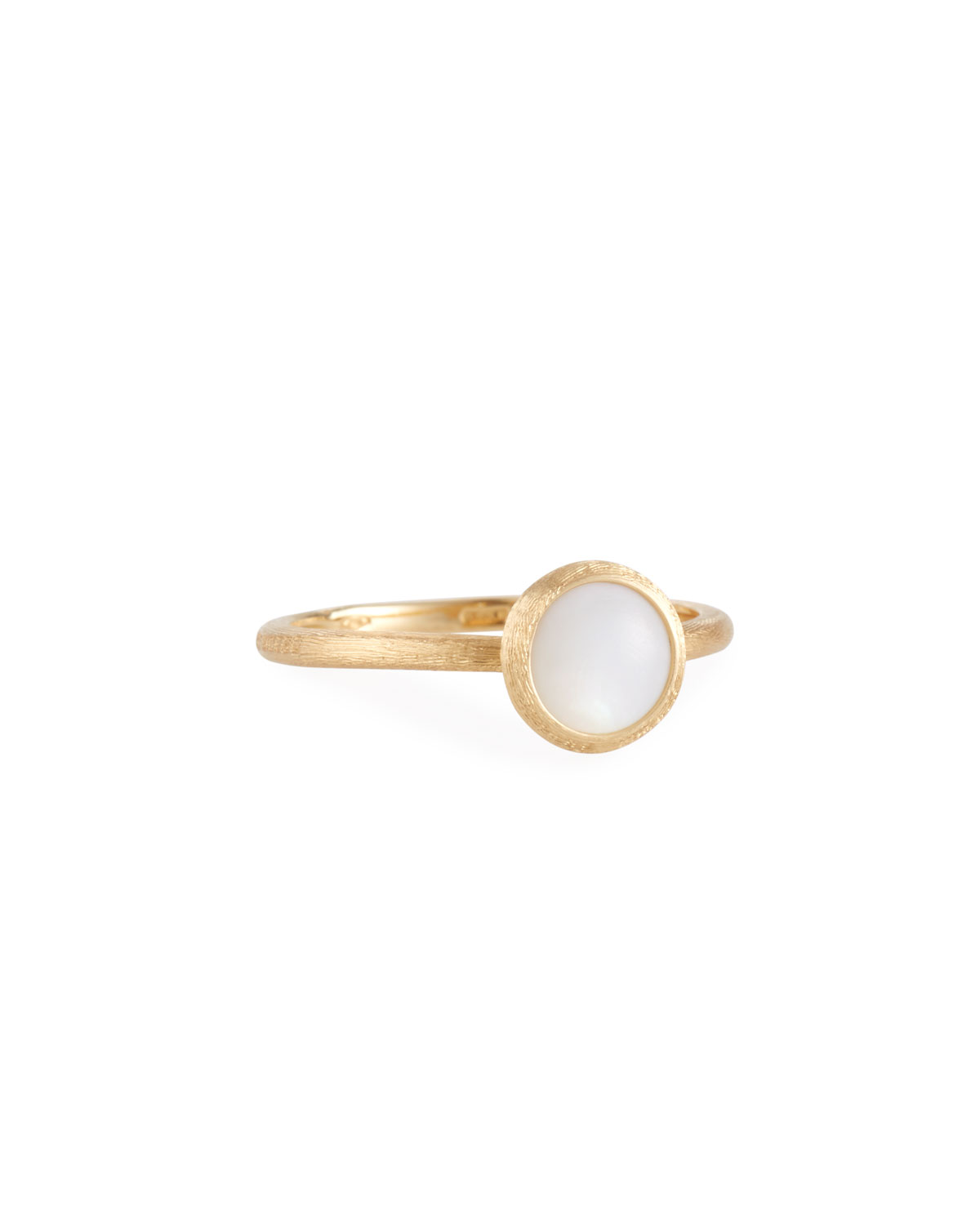 Jaipur Mother-of-Pearl Stackable Ring