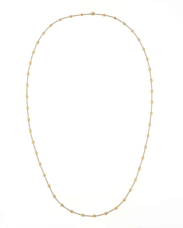Siviglia 18k Gold Single-Strand Necklace