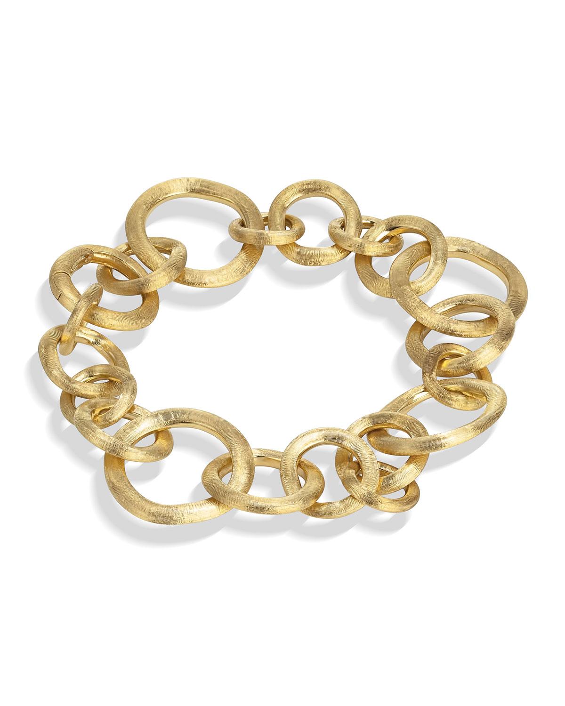 Jaipur Gold Link Bracelet