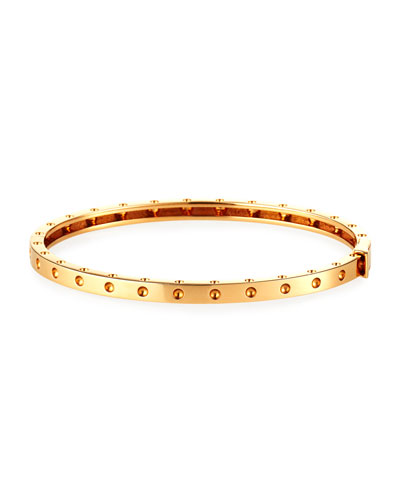 Symphony Collection 18K Pois Mois Bangle Bracelet