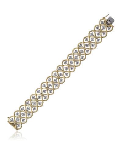Etoilee Diamond 18K Bracelet