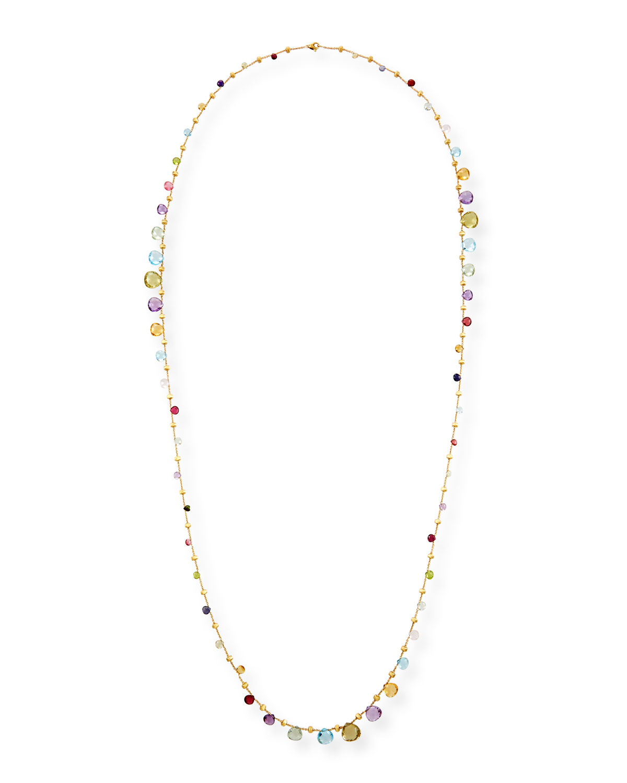 Paradise Long Mixed-Stone Necklace