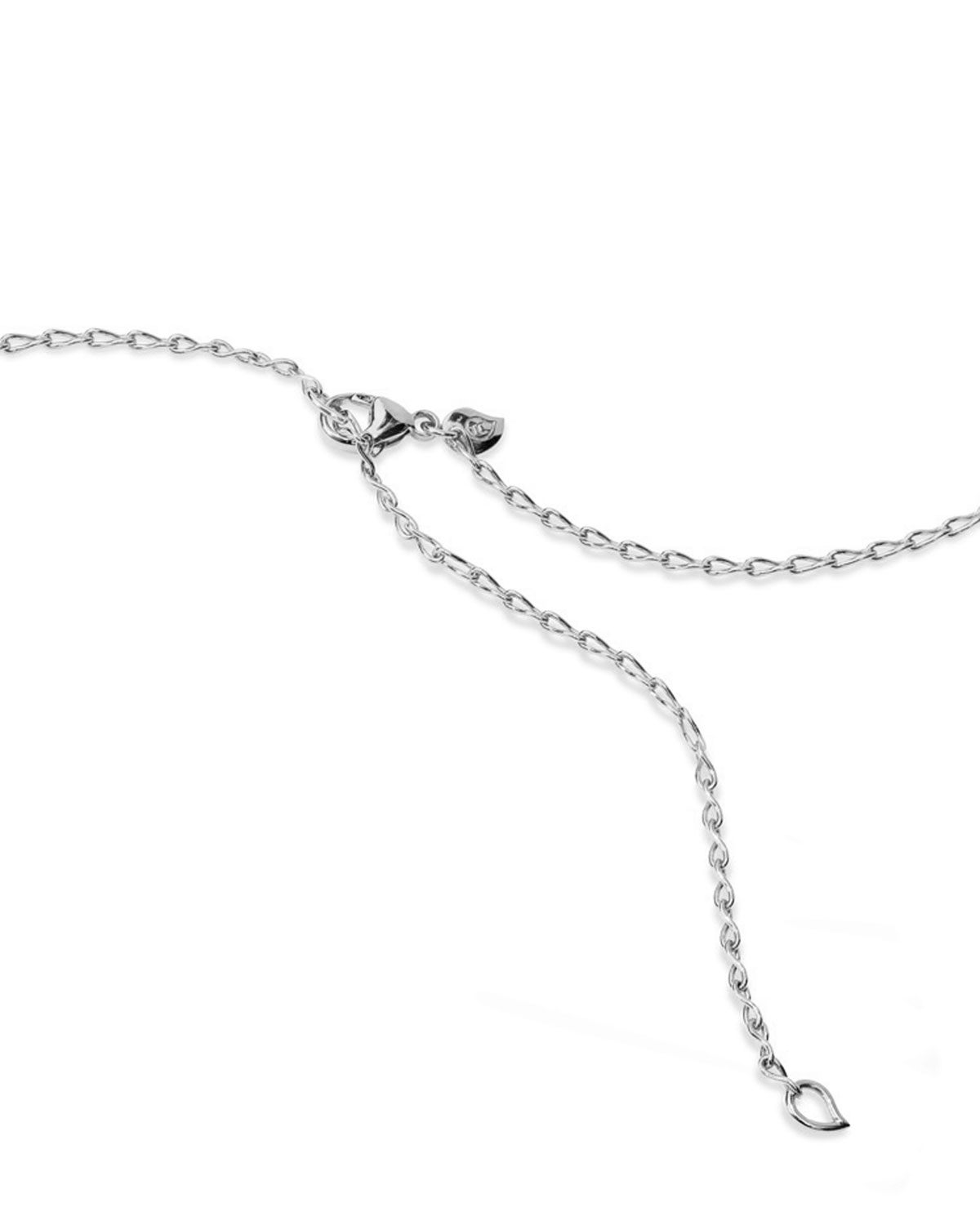 18k White Gold Chain Necklace