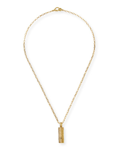 Mens gold necklace neiman marcus quick look aloadofball Choice Image