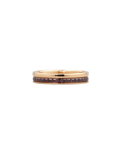 52a95a2a16a17f Quick Look. Boucheron · Quatre Follies 18k Gold Band Ring ...