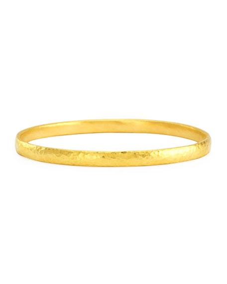 Gurhan Skittle 24k Gold Bangle Bracelet