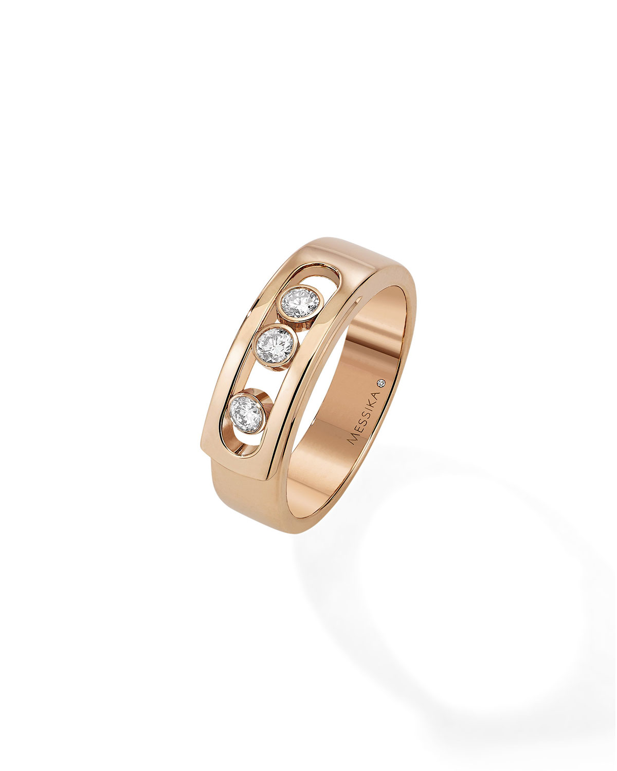 Move Noa Rose Gold Ring