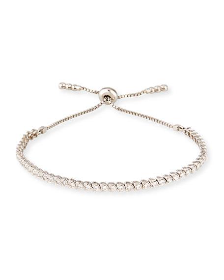 Cassidy Diamonds 18K White Gold Diamond Heart Bracelet