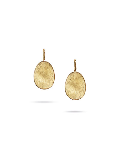 Quick Look Marco Bicego Lunaria 18k Gold Drop Earrings