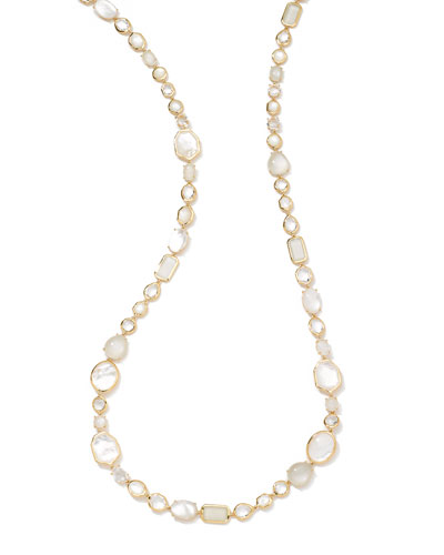 18k Rock Candy Sofia Necklace in Flirt, 39
