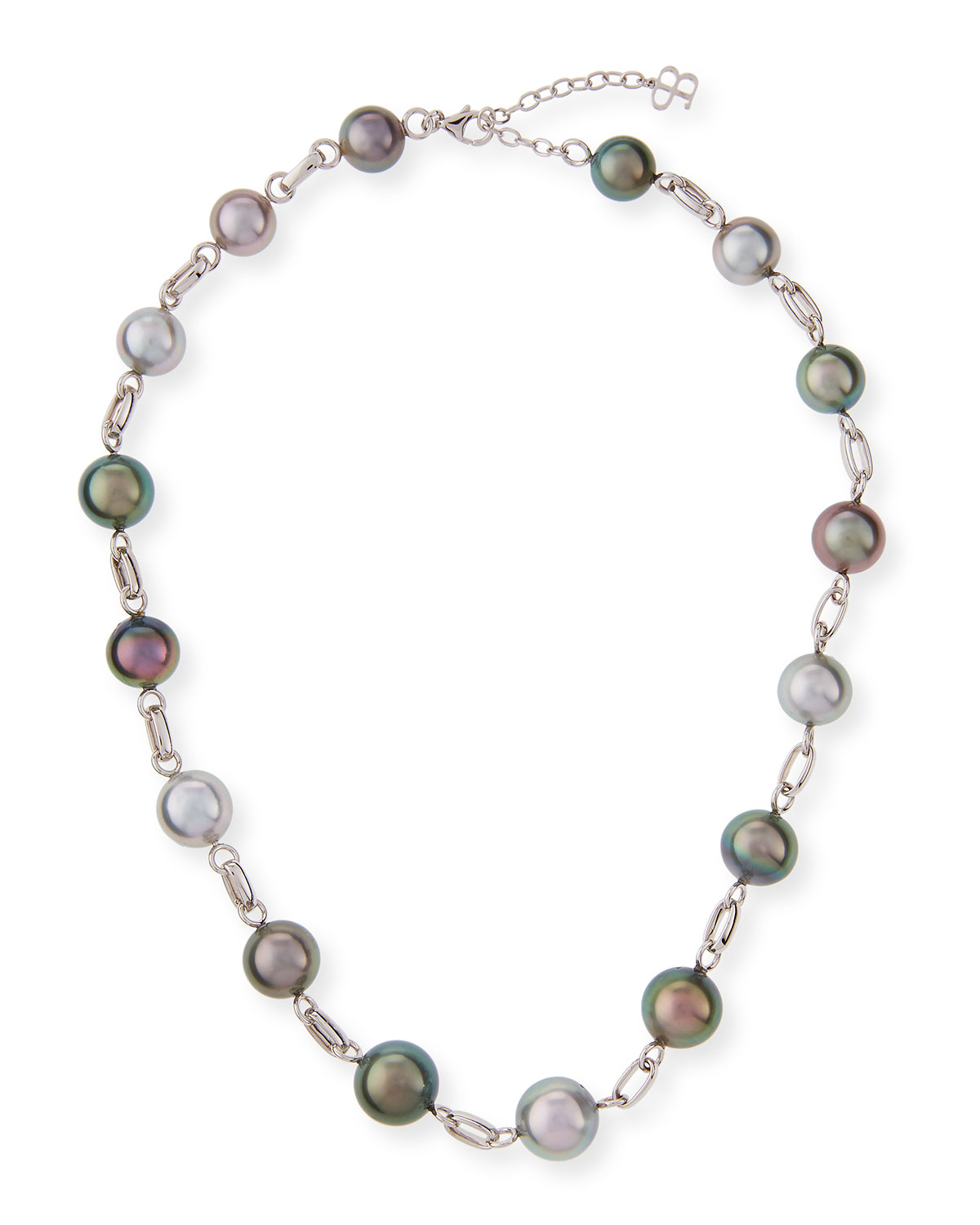 Tahitian Pearl Necklace, 18