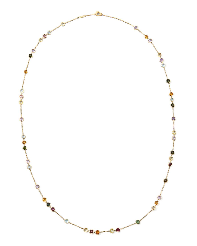 Jaipur Mini Mixed-Stone Necklace