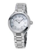 34mm Ladies Horological Stainless Steel Smart Watch