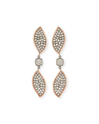 Kendra Diamond Drop Earrings