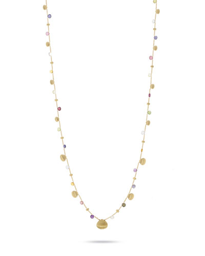 Paradise Long Necklace in 18K Gold