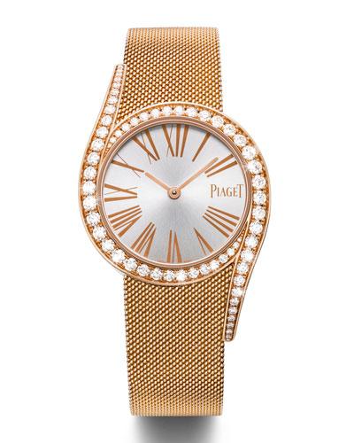Rose Gold Watch Neiman Marcus