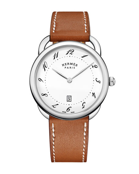 Hermès Arceau Watch, 40mm
