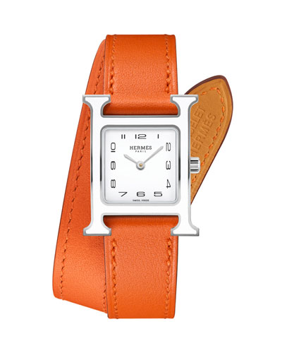 Heure H Watch, 21 x 21 mm
