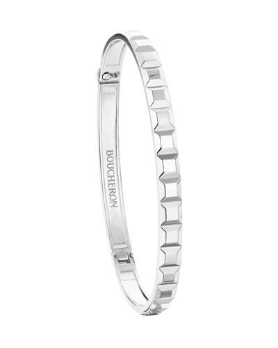 Quatre Clou de Paris Bracelet in 18K White Gold