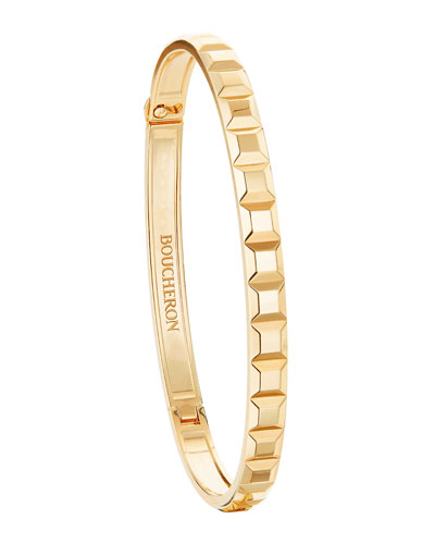 Quatre Clou de Paris Bracelet in 18K Yellow Gold