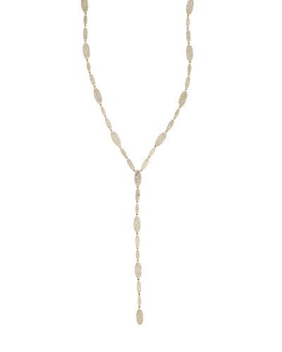 Legacy Y-Drop Necklace with Diamonds