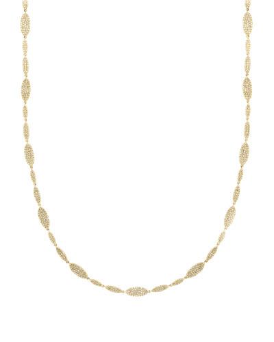 Legacy Single-Strand Necklace with Diamonds