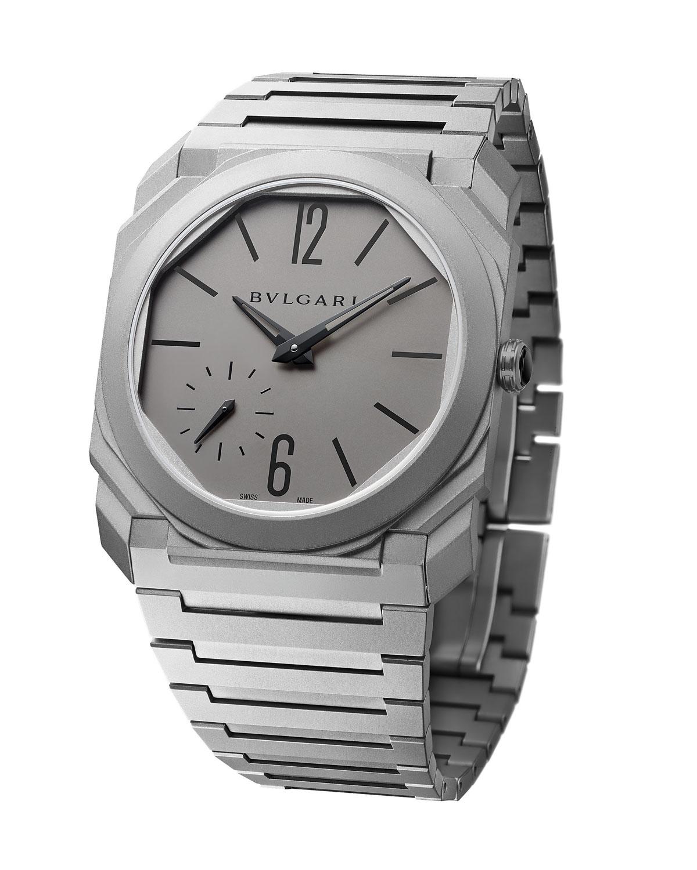 Octo Automatic Titanium Watch