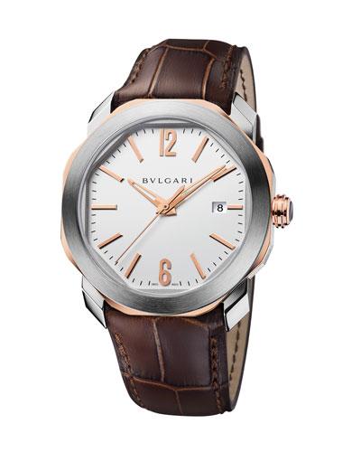 41mm Octo Roma Bracelet Watch