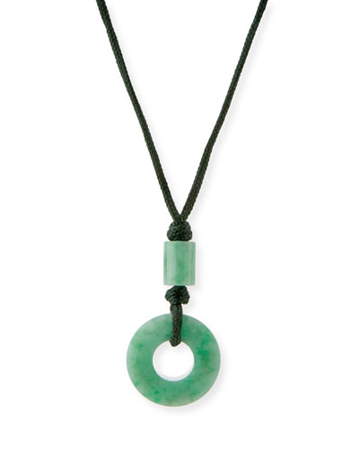 necklace flow jewellery exclusive worry jade stone product pendant ridout jewelry lisa
