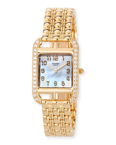 Cape Cod 18k Yellow Gold &  Diamond Watch