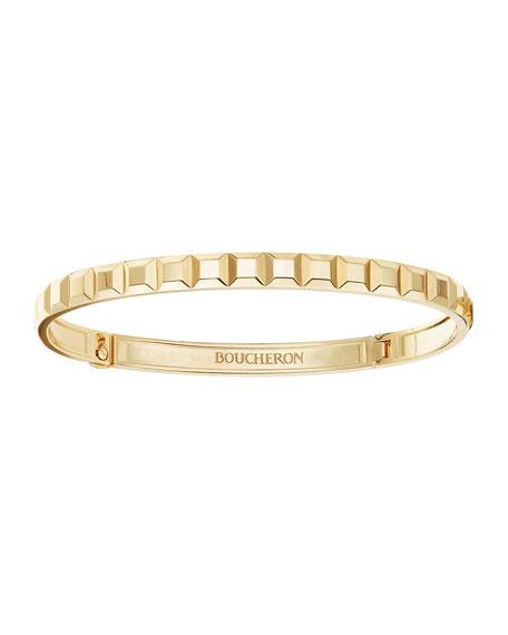Boucheron Quatre Clou de Paris Bracelet in 18K Yellow Gold