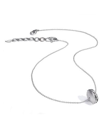 COOMI Sagrada Familia Infinity Bead Necklace