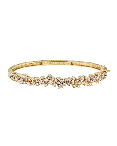 Armenta New World Eternity Diamond Bangle Bracelet Thzpjg3lCL