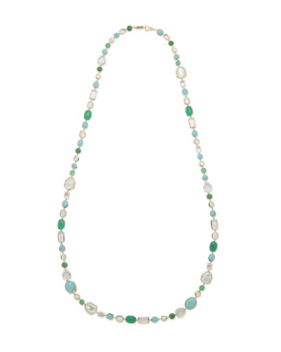 18k Rock Candy® Sofia Stone Necklace in Pacific, 40