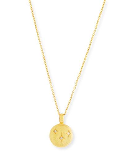 Gurhan 22k Starlight Diamond Pendant Necklace yqlHUiTrcq