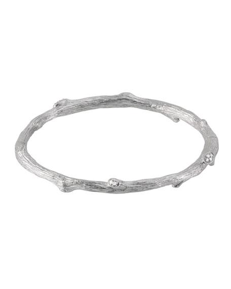 Michael Aram Enchanted Forest Diamond Bangle Bracelet