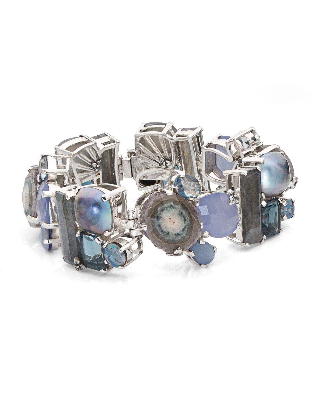 STEPHEN DWECK One-Of-A-Kind Multi-Gem Bracelet