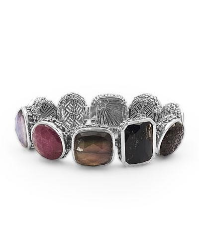 10-Stone Tennis Bracelet