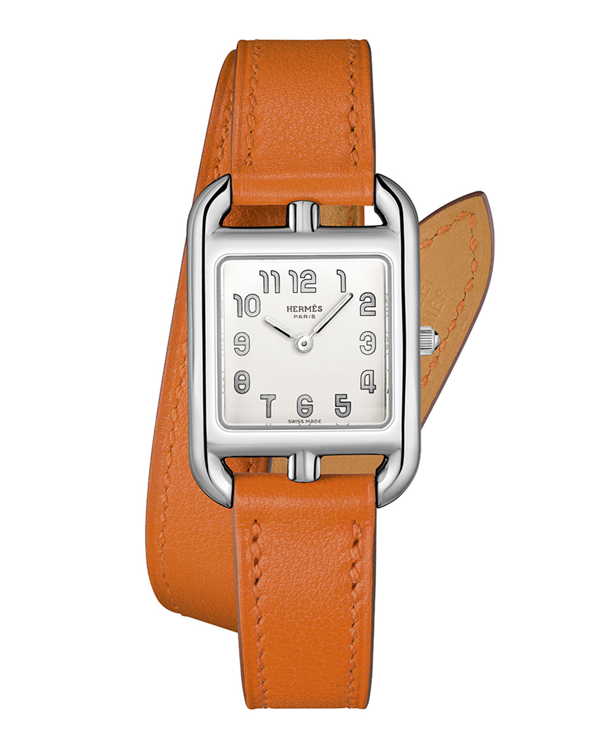 Hermès Cape Cod Watch, 23 x 23 mm