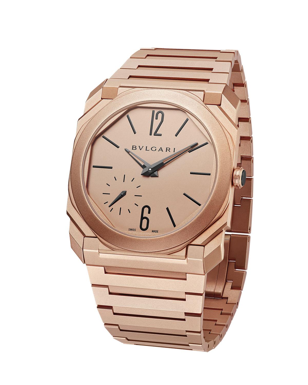 Men's Octo Finissimo 40mm Bracelet Watch
