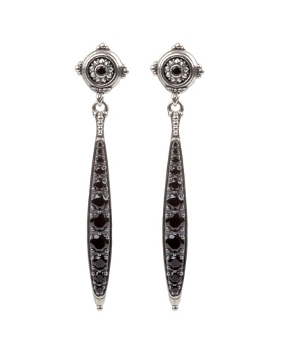f8a94005a Quick Look. Konstantino · Black Spinel Dangle Earrings