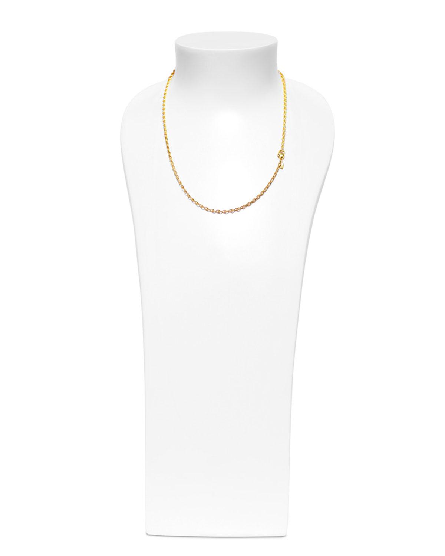 "TAMARA COMOLLI 18K Yellow Gold Eight Chain Necklace, 20""L"