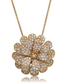 Hueb Secret Garden 18k Gold & Diamond Necklace