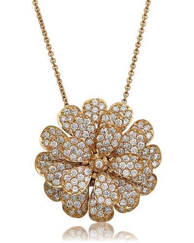 f8cc4edb8e9 18k Gold Diamond Necklace | Neiman Marcus