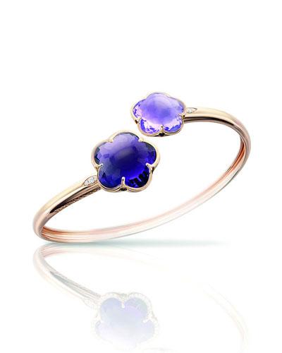 18k Amethyst Bracelet | Neiman Marcus