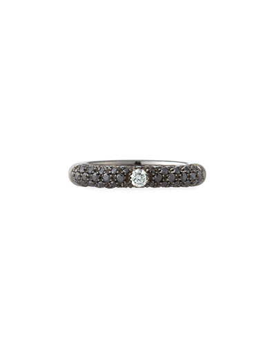 d24c40bb7 Quick Look. Adolfo Courrier · 18K White Gold Diamond Ring ...
