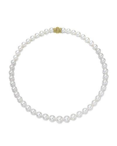 33b4440de48 18k White Gold Necklace