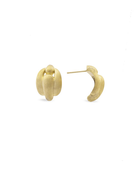 Marco Bicego Lucia 18k Stud Earrings